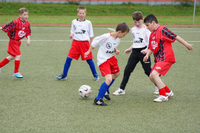 26. Fußballturnier der Grundschulen